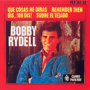 Rydell, Bobby - HispavoxHCP 267-03