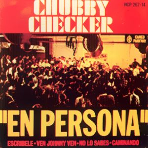 Checker, Chubby - HispavoxHCP 267-14