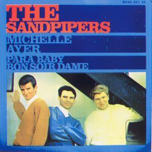 Sandpipers, The - HispavoxHDA 377-13
