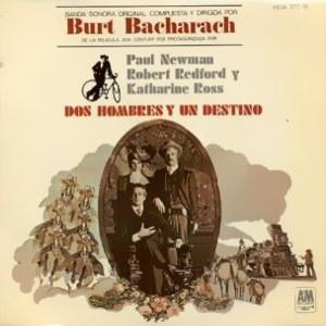 Bacharach, Burt - HispavoxHDA 377-15