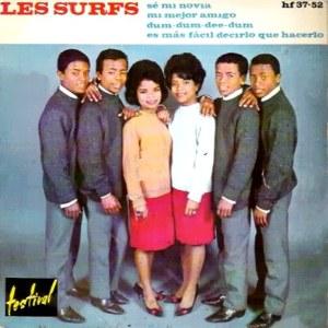 Surfs, Les - HispavoxHF 37-52