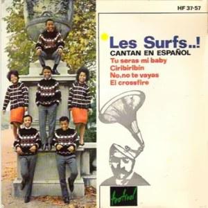 Surfs, Les - HispavoxHF 37-57