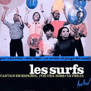 Surfs, Les - HispavoxHF 37-69