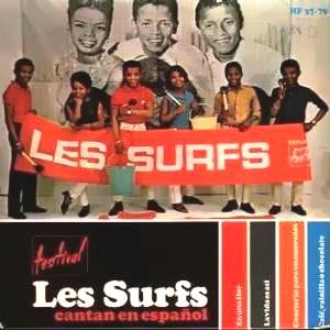Surfs, Les - HispavoxHF 37-76