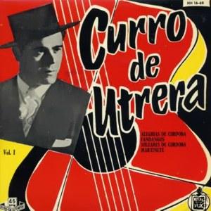 Utrera, Curro De - HispavoxHH 16- 68
