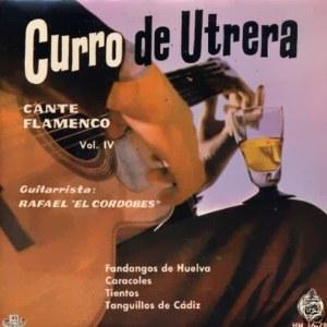 Utrera, Curro De - HispavoxHH 16- 78