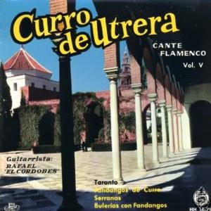 Utrera, Curro De - HispavoxHH 16- 79