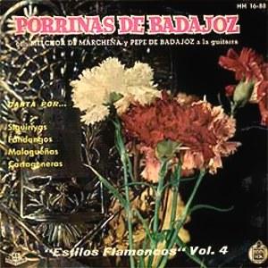 Badajoz, Porrina De - HispavoxHH 16- 88