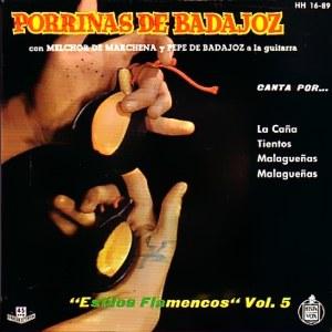 Badajoz, Porrina De - HispavoxHH 16- 89
