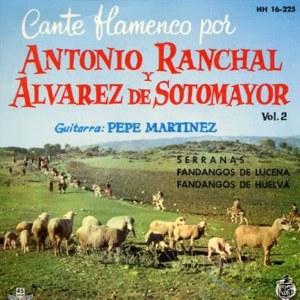 Ranchal Y �lvarez De Sotomayor, Antonio - HispavoxHH 16-225