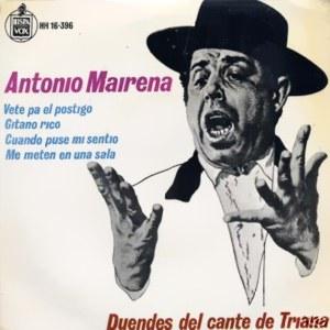 Mairena, Antonio - HispavoxHH 16-396