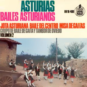 Música Regional - HispavoxHH 16-408