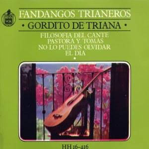 Gordito De Triana - HispavoxHH 16-416