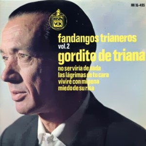 Gordito De Triana - HispavoxHH 16-495