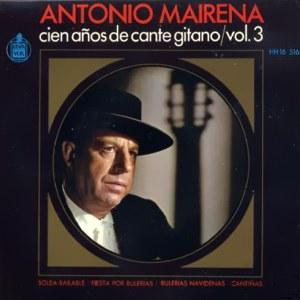 Mairena, Antonio - HispavoxHH 16-516