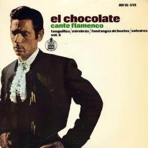 Chocolate, El - Hispavox HH 16-519