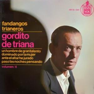 Gordito De Triana - HispavoxHH 16-544