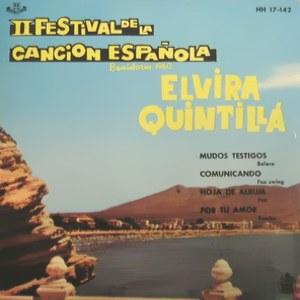 Quintillá, Elvira - HispavoxHH 17-142