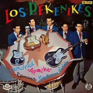 Pekenikes, Los - HispavoxHH 17-162