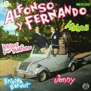 Alfonso Y Fernando - HispavoxHH 17-174