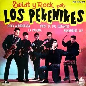 Pekenikes, Los - HispavoxHH 17-182