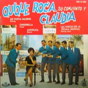 Roca Y Su Conjunto, Quique - HispavoxHH 17-190
