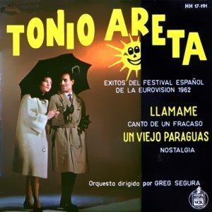 Areta, Tonio - HispavoxHH 17-191