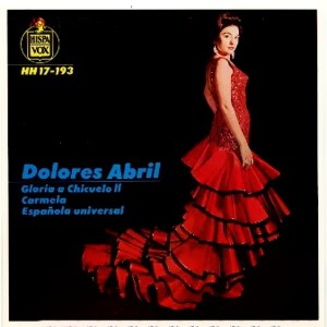 Abril, Dolores - HispavoxHH 17-193