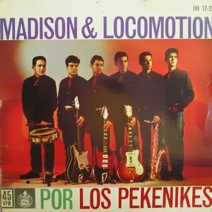 Pekenikes, Los - HispavoxHH 17-214
