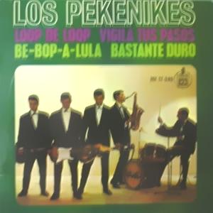 Pekenikes, Los - HispavoxHH 17-249