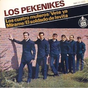 Pekenikes, Los - HispavoxHH 17-285