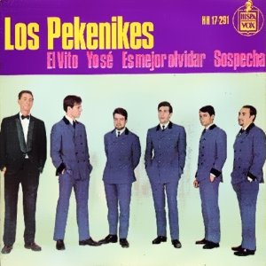 Pekenikes, Los - HispavoxHH 17-291