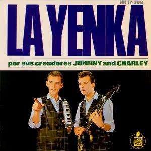 Johnny And Charley - HispavoxHH 17-308