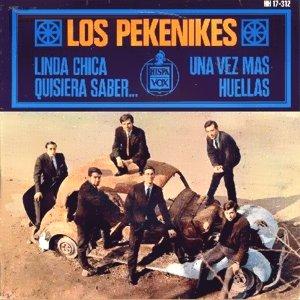 Pekenikes, Los - HispavoxHH 17-312