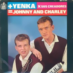 Johnny And Charley - HispavoxHH 17-314