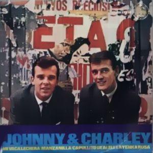 Johnny And Charley - HispavoxHH 17-316