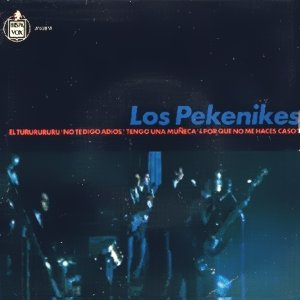Pekenikes, Los - HispavoxHH 17-326