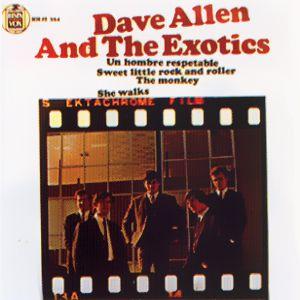 Dave Allen And The Exotics - HispavoxHH 17-354