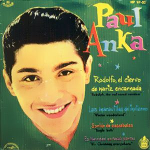 Anka, Paul - HispavoxHP 97-32
