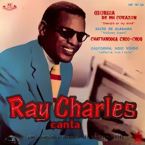 Charles, Ray - HispavoxHP 97-34