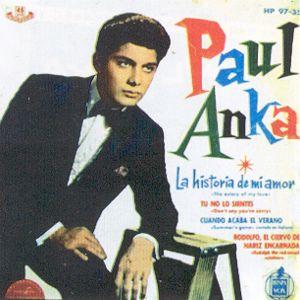 Anka, Paul - HispavoxHP 97-35