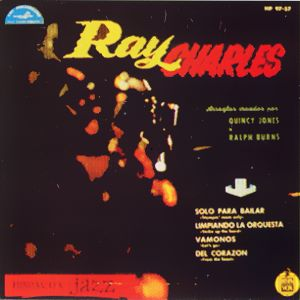 Charles, Ray - HispavoxHP 97-37