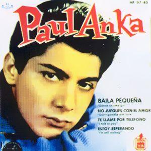 Anka, Paul - HispavoxHP 97-40