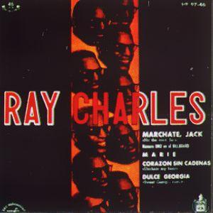 Charles, Ray - HispavoxHP 97-46