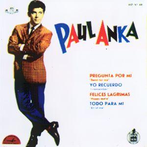 Anka, Paul - HispavoxHP 97-48