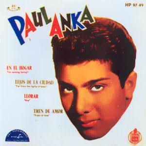 Anka, Paul - HispavoxHP 97-49