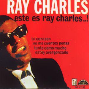 Charles, Ray - HispavoxHP 97-57