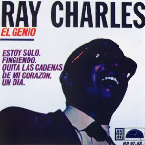 Charles, Ray - HispavoxHP 97-58