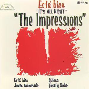 Impressions, The - HispavoxHP 97-68