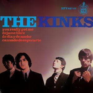 Kinks, The - HispavoxHPY 337-01